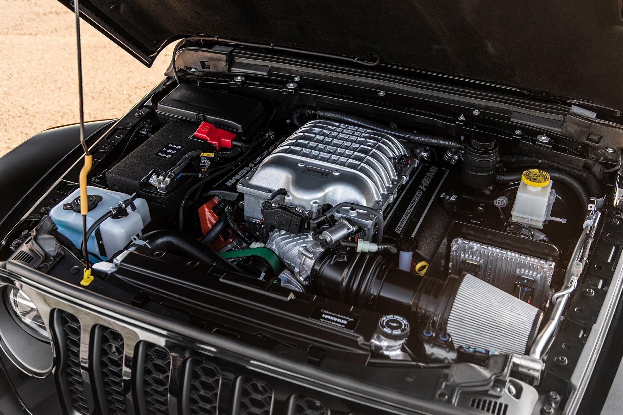 Hennessey Maximus Rocks The Jeep World