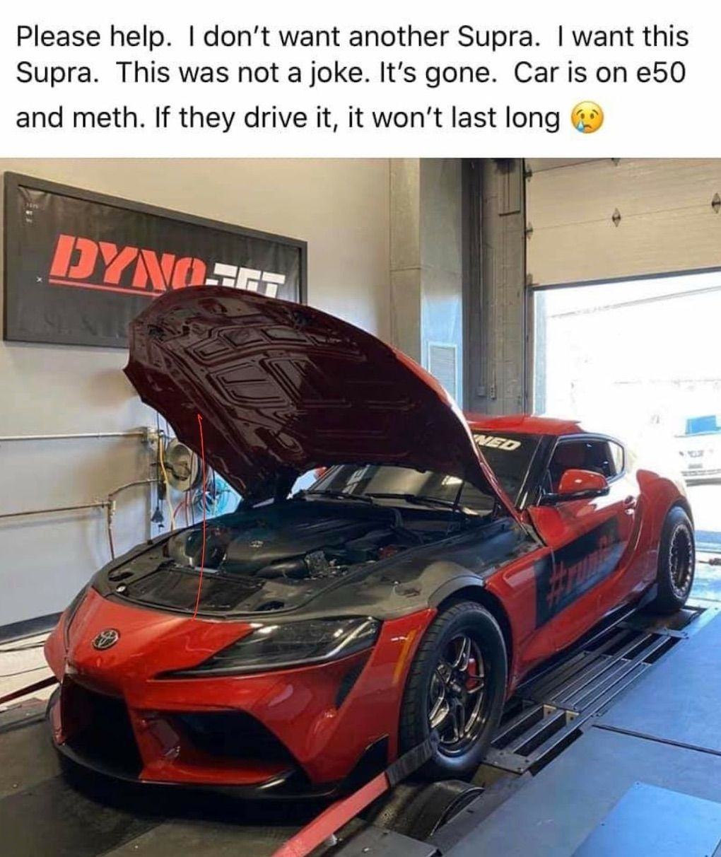 "<img src=""supra-2.jpg"" alt=""Modified 2020 Toyota Supra that was stolen and recovered"">"