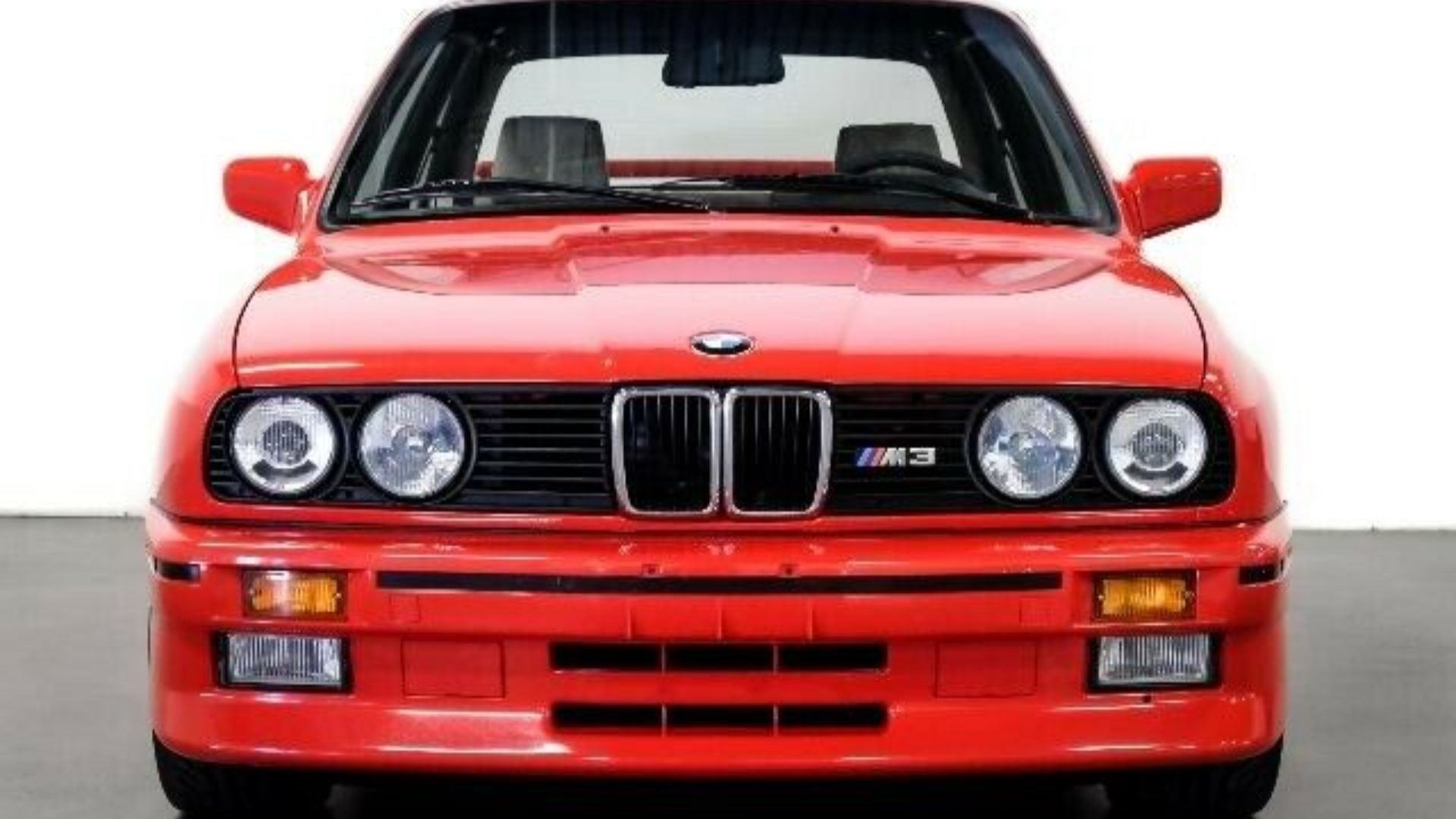 Paul Walker's 1991 BMW M3 Sells For Almost $150K