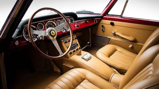 1962 Ferrari 250 GTE Keeps It Classy