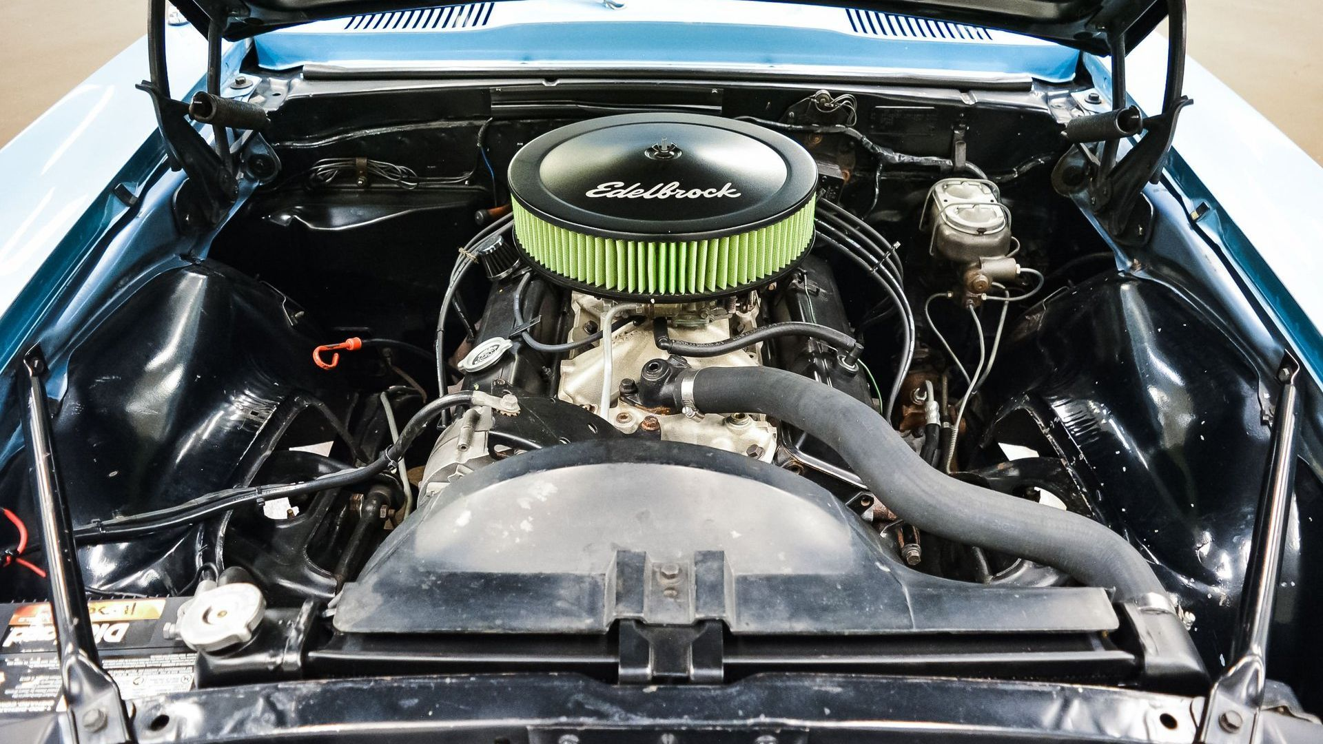 1967 Pontiac Firebird Slays Mustangs With A 350 V8