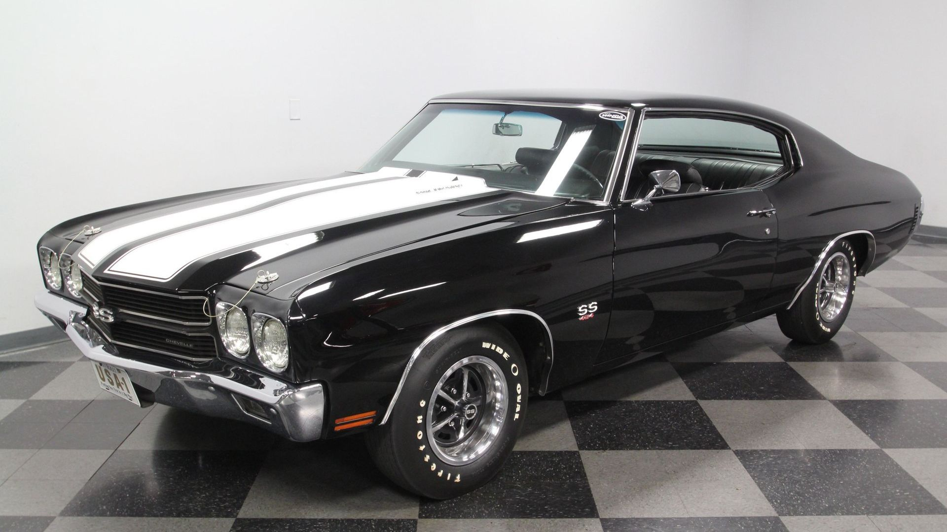 Jaw Dropping 1970 Chevelle Ss 454 Is Ready For A New Owner