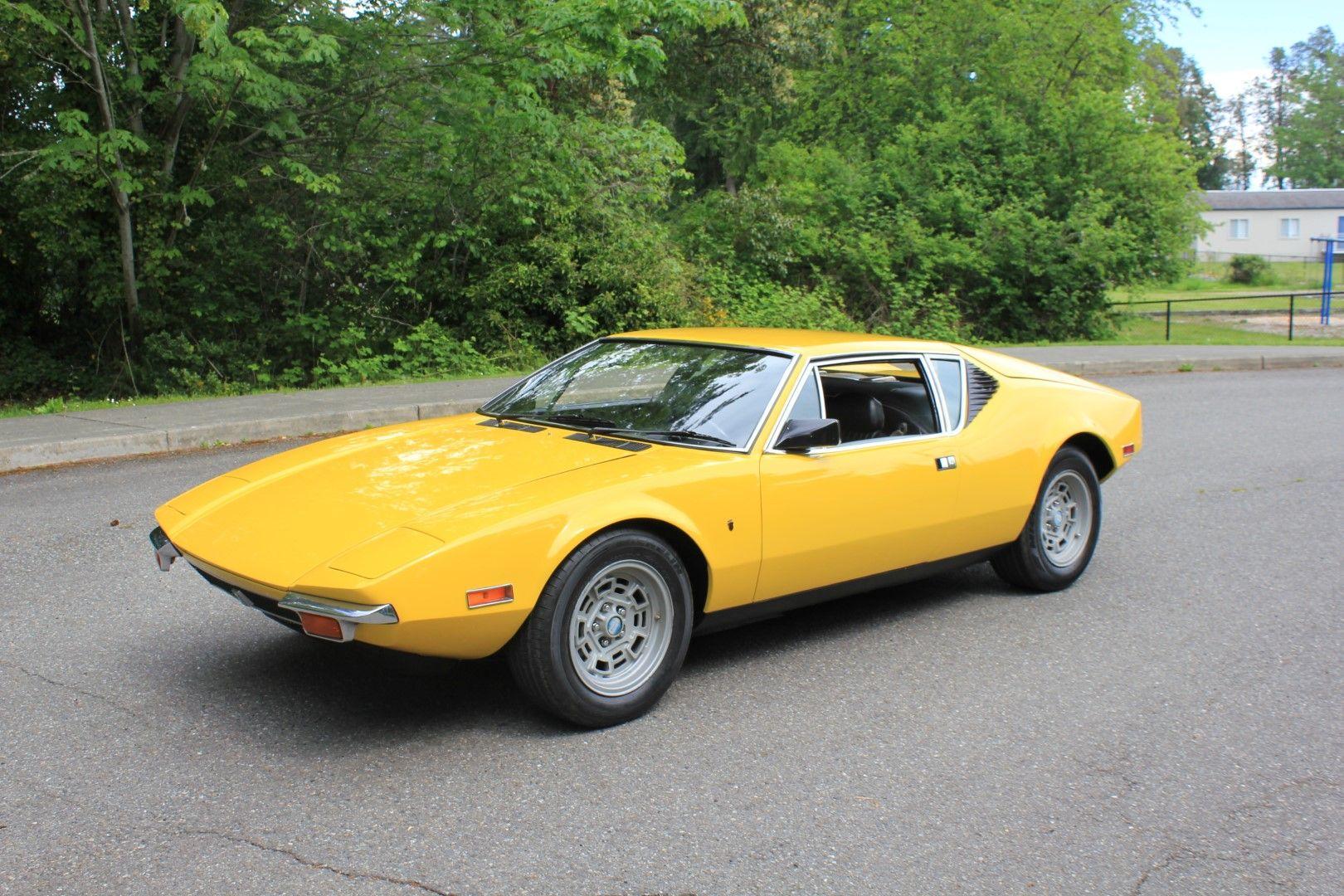 "<img src=""1971-pantera.jpg"" alt=""A 1971 De Tomaso Pantera heading to auction"">"