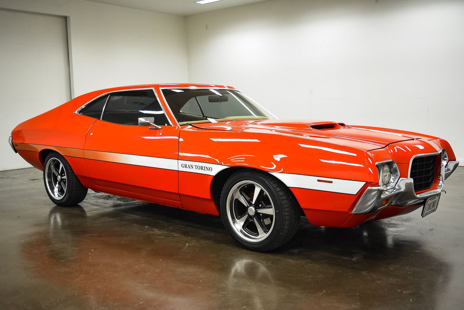 This Bold 1972 Ford Gran Torino Offers A Head
