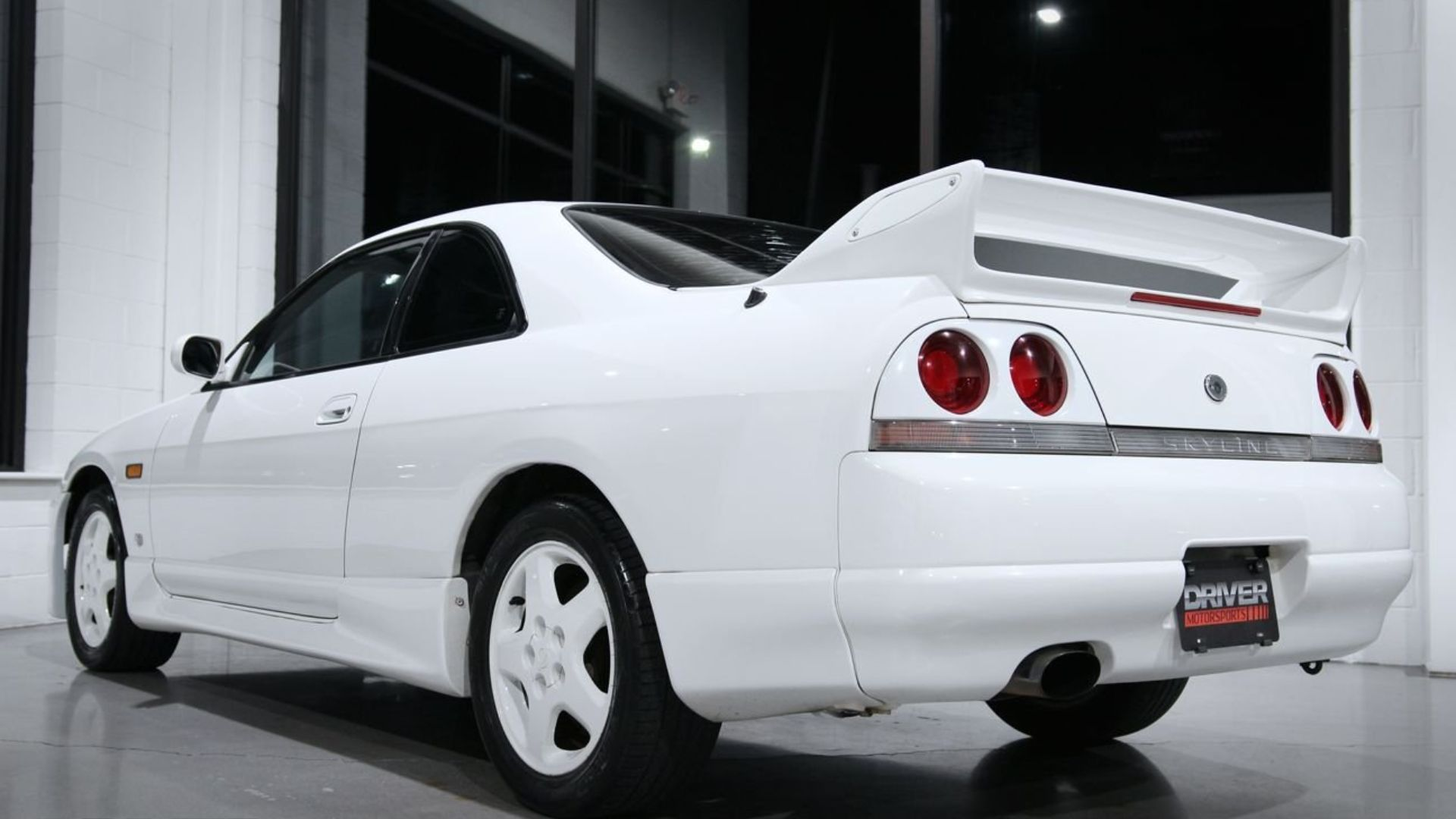 Enjoy Affordable Performance With A 1993 Nissan R33 Skyline GTS-T
