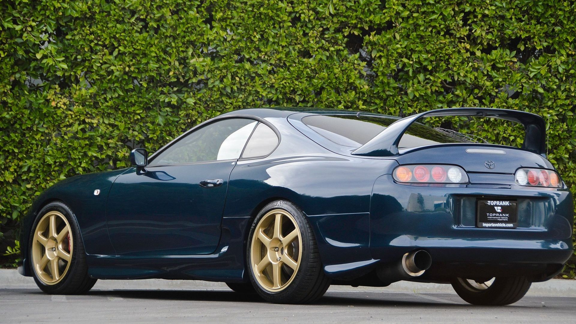 JDM 1993 Toyota Supra RZ Comes With Serious Boost