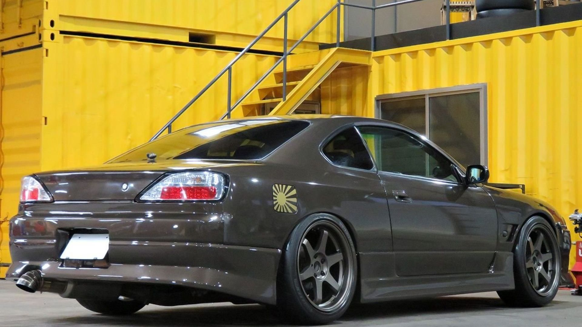 Invest In a Drift-Ready 1999 Nissan Silvia