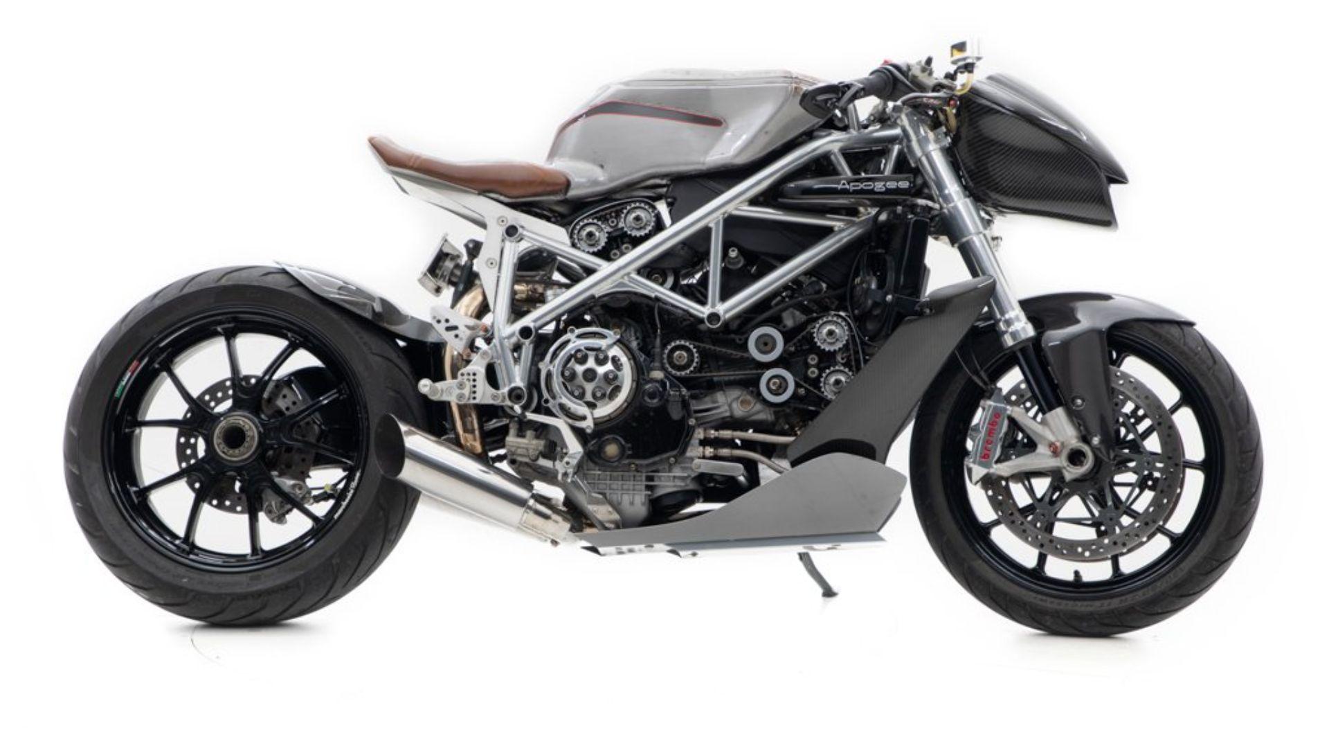 Motorcycle Monday: 2008 Ducati Apogee 1098R Raffale