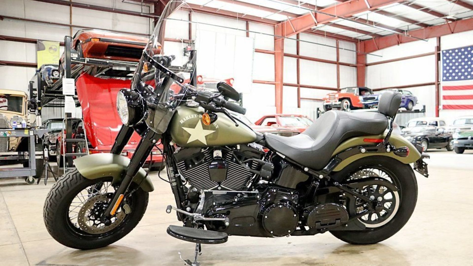 Motorcycle Monday: 2016 Harley-Davidson Softail Slim S