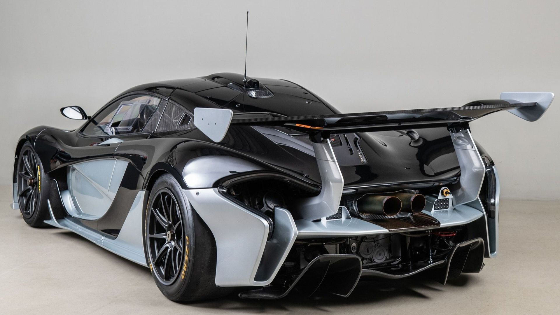 Tear Up The Track With A 2016 McLaren P1 GTR