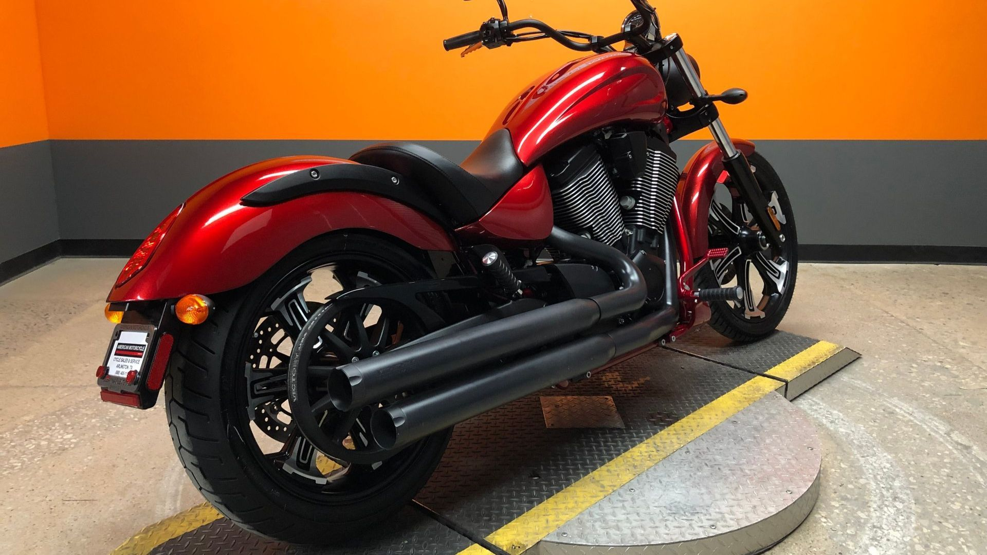 Ride Sinister On This 2017 Victory Vegas 8-Ball