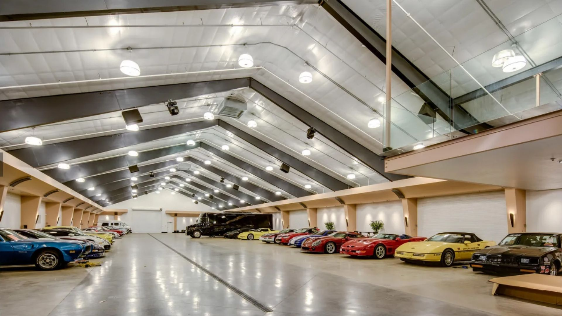 Colorado Mansion For Sale Features A Massive Garage