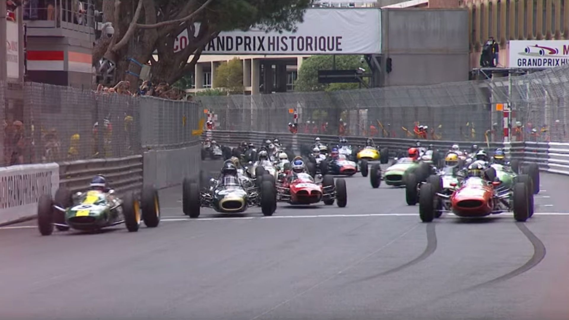 Watch This Monaco Grand Prix Documentary
