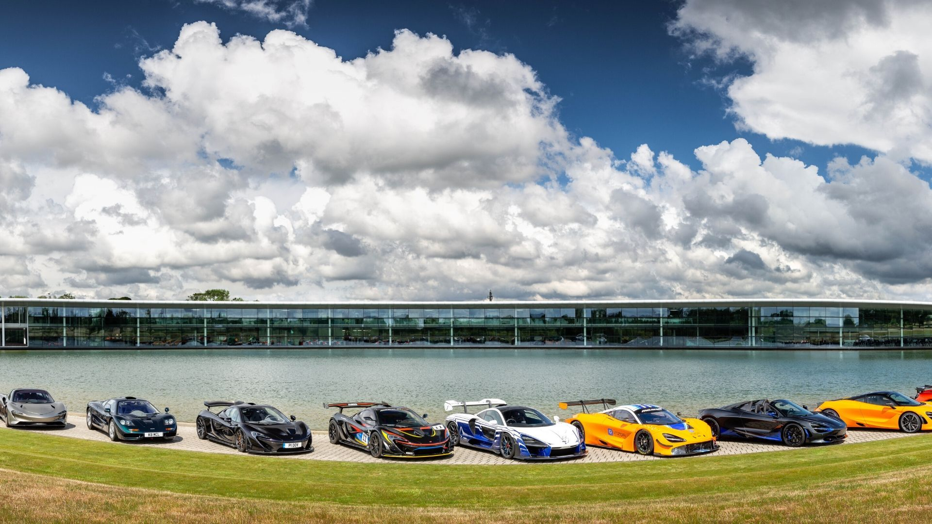 McLaren Considering Selling Its Historic Car Collection
