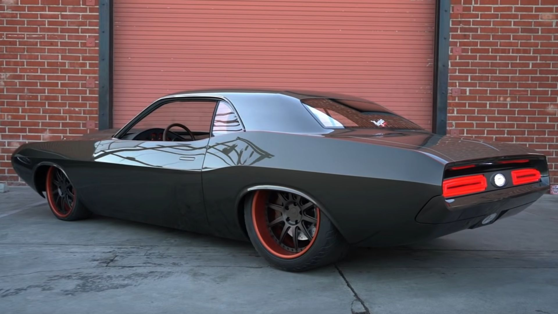 Havoc Is A Bagged 2500-HP Dodge Challenger Restomod