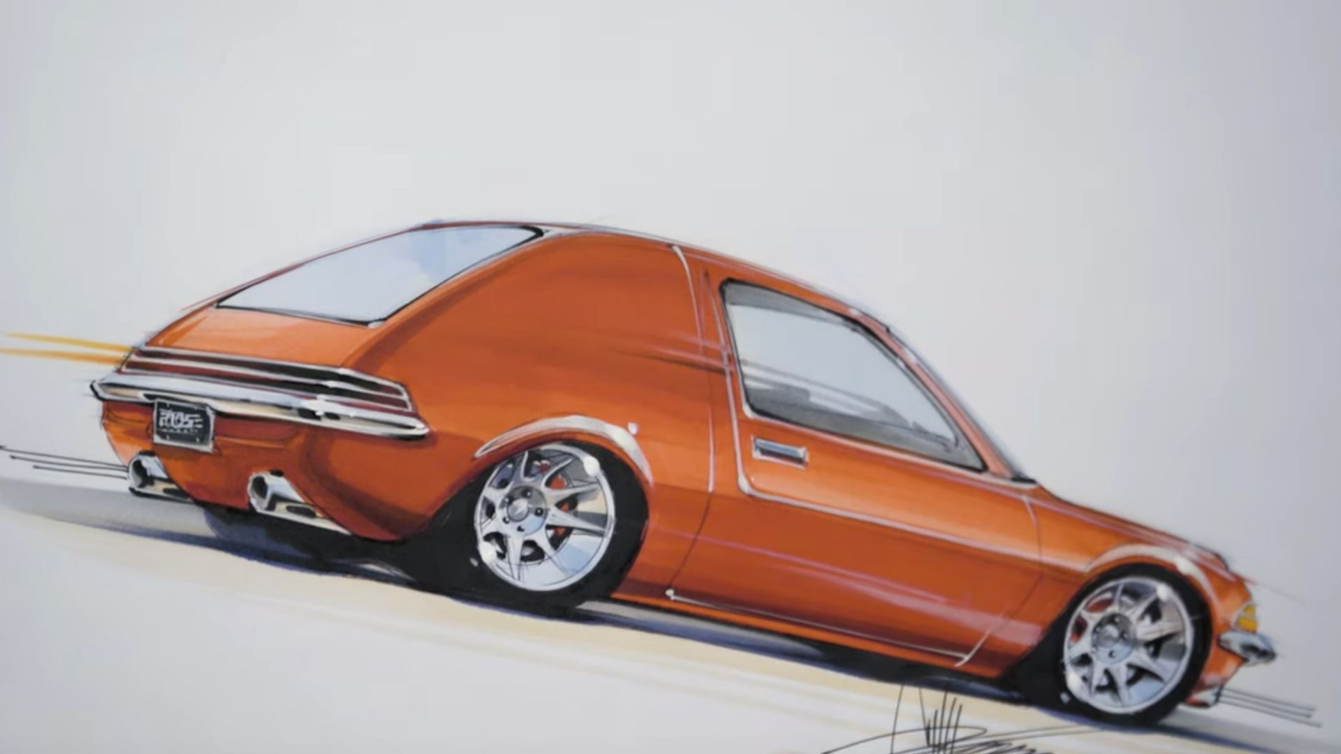 Chip Foose Reworks The AMC Pacer