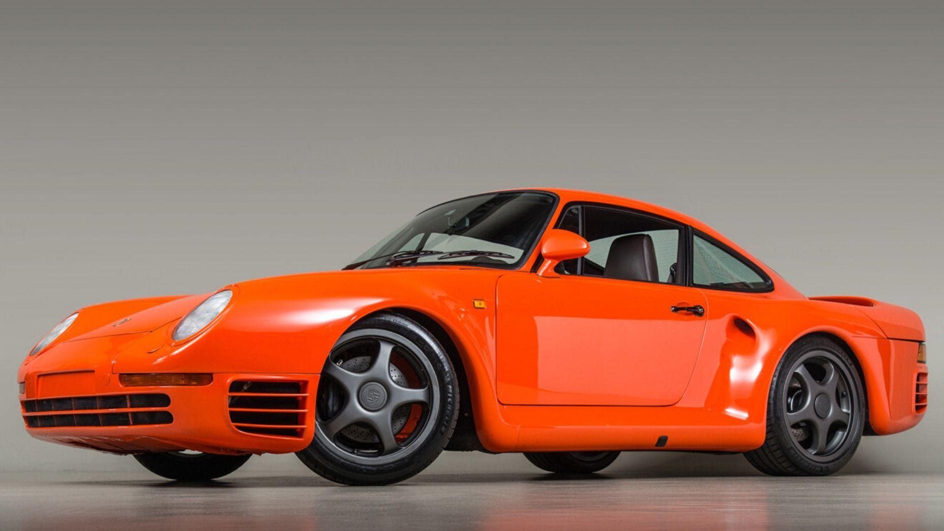 Canepa Created A Restomod Porsche 959