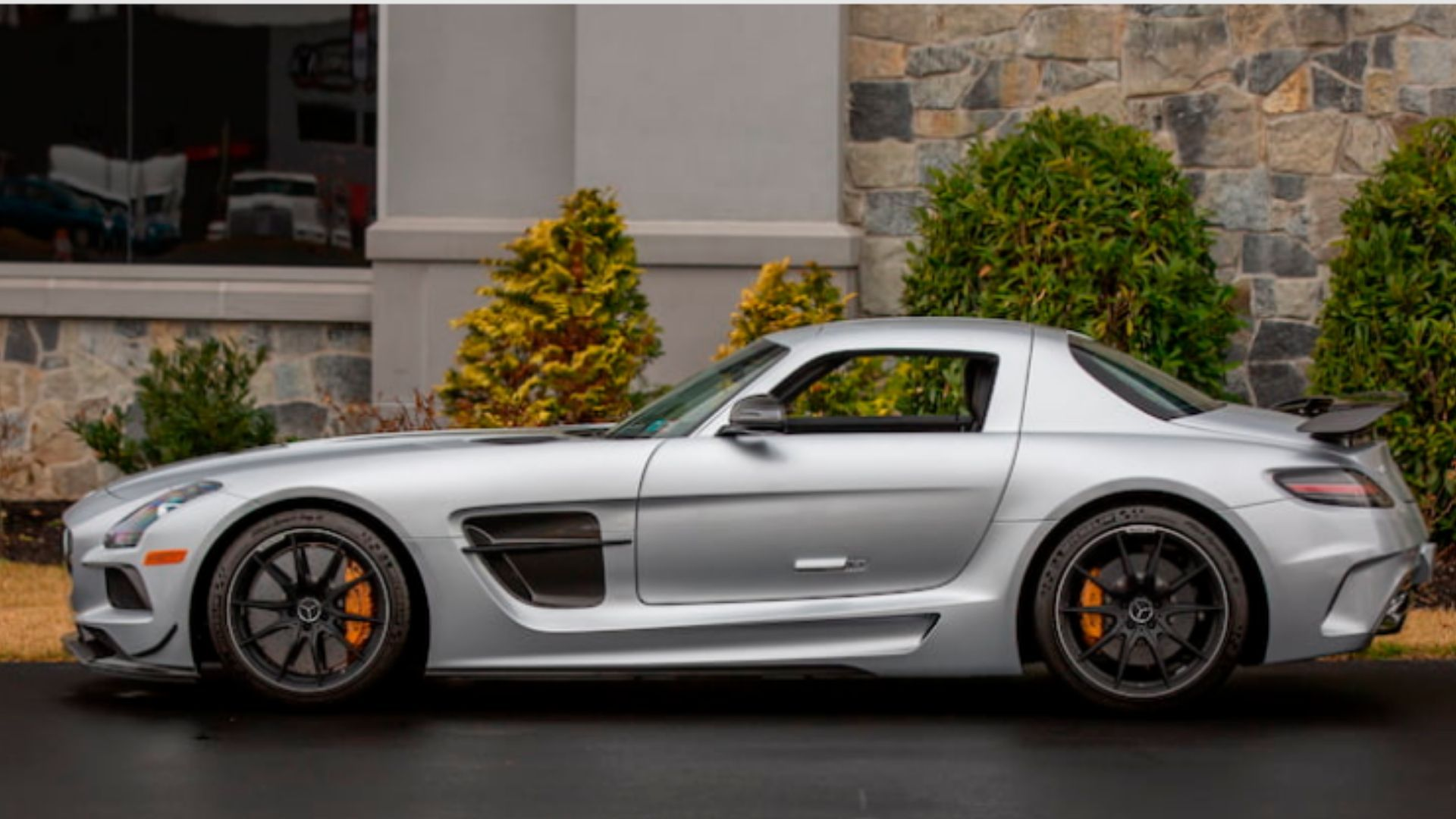 Late Real Estate Developer's Car Collection Heads To Auction