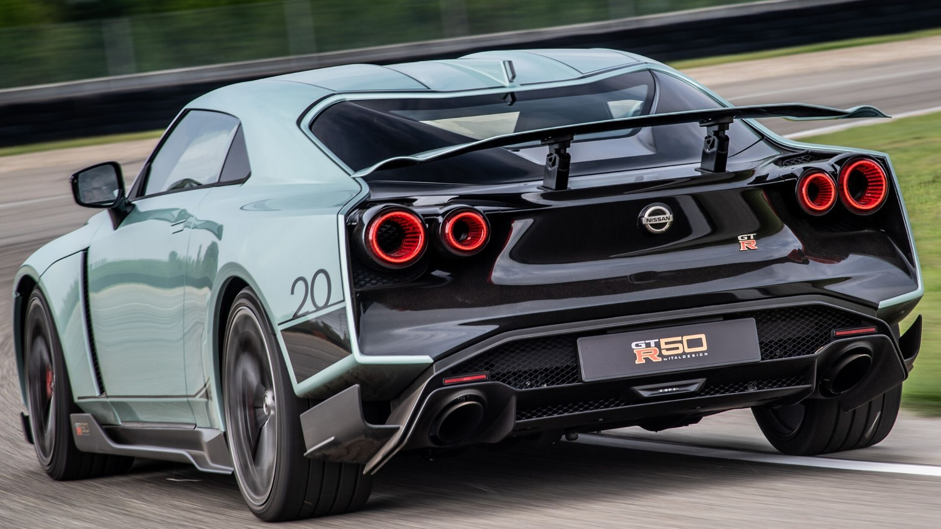 Nissan GT-R50 by Italdesign Is An Instant Collectible