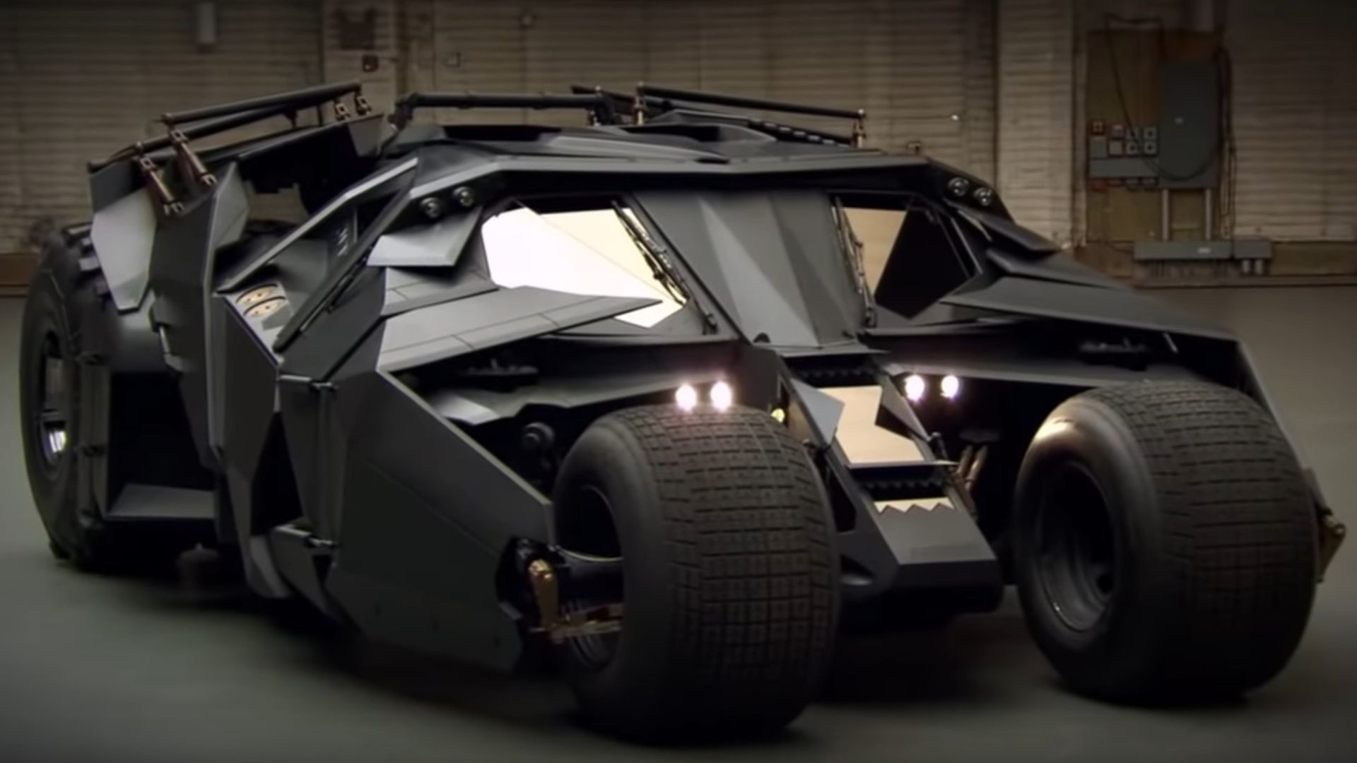 Get Schooled In Batmobile History