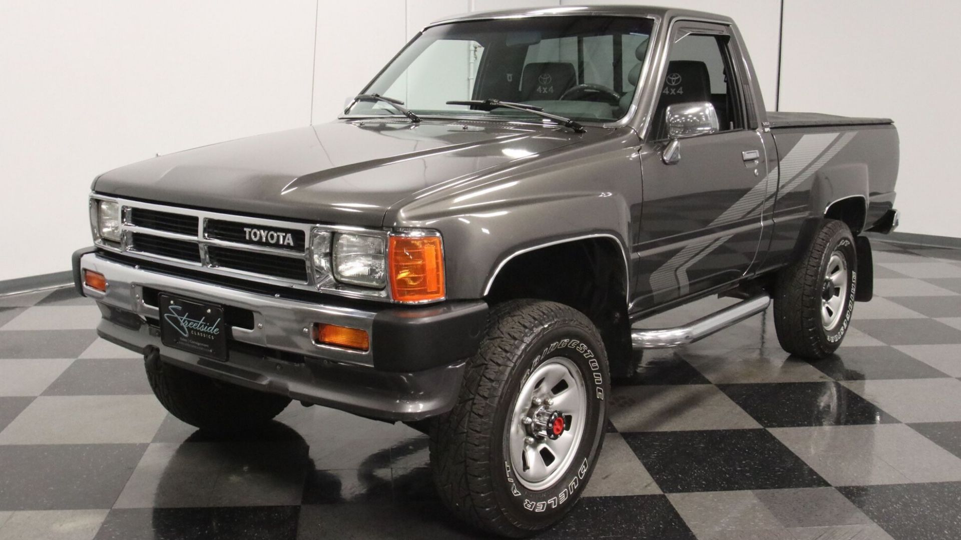 Which 80s Truck Would Want To You Buy?