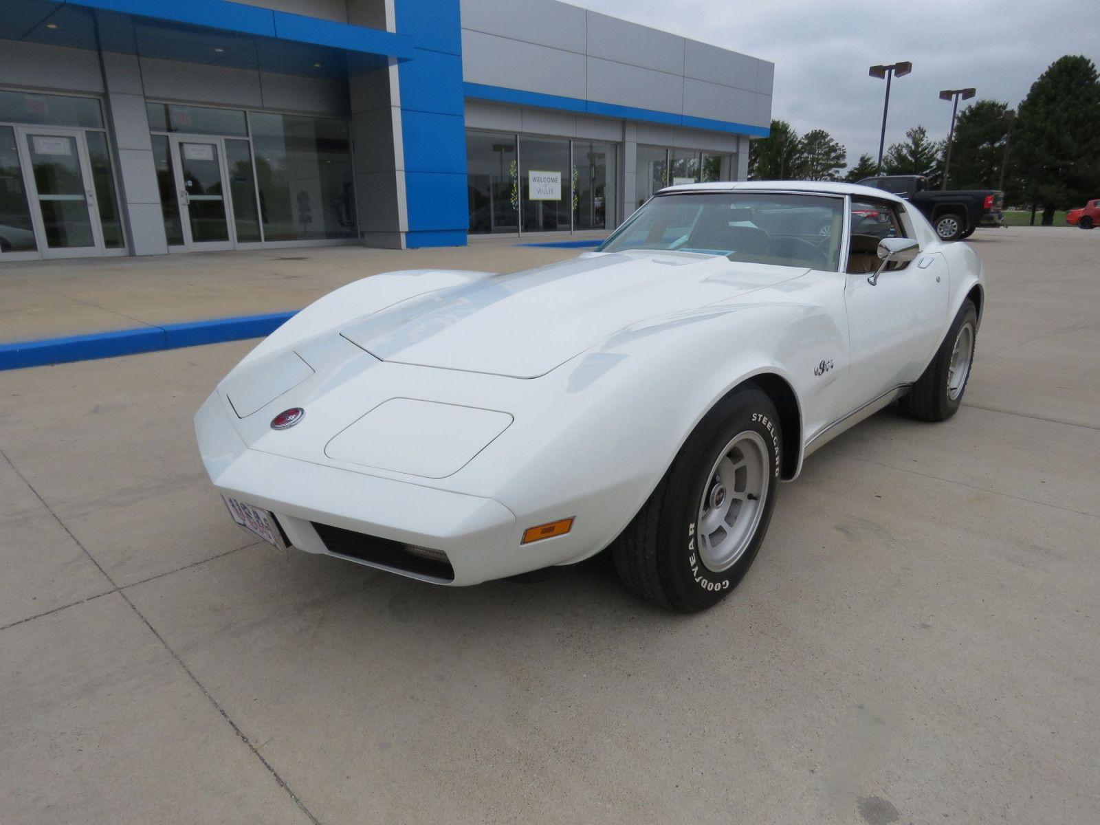 "<img src=""don-1974-corvette.jpg"" alt=""A 1974 Chevrolet L-82 Corvette Coupe"">"