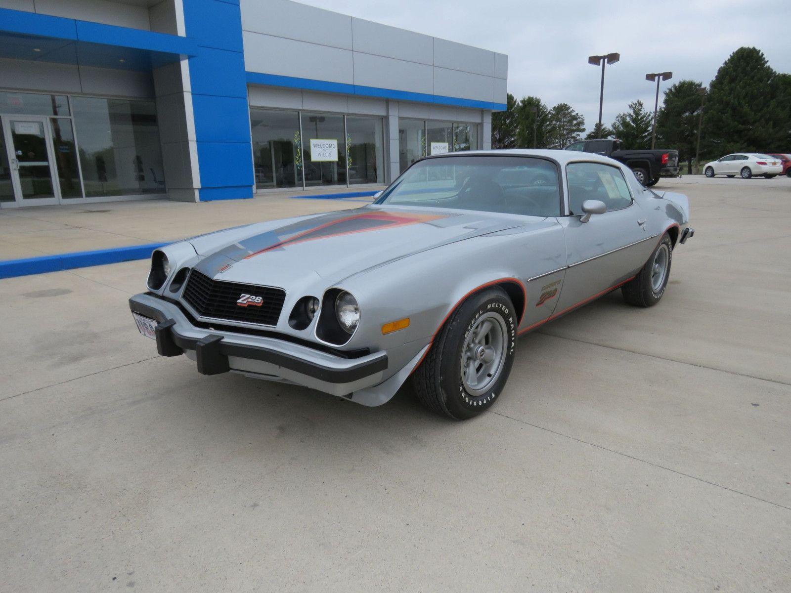 """<img src=""""don-1977-z28.jpg"""" alt=""""A 1977 Chevrolet Camaro Z28 time capsule"""">"""