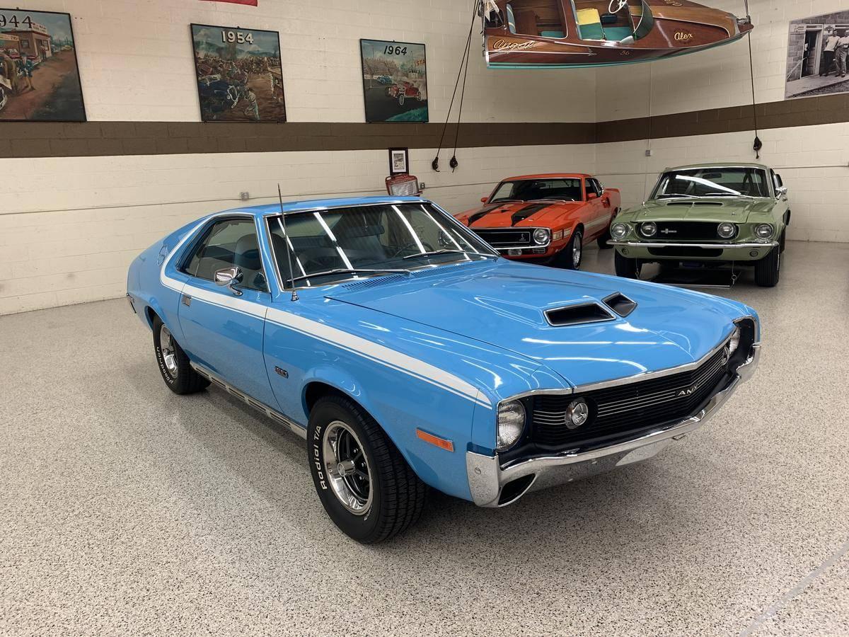 "<img src=""1970-amc-amx-2.jpg"" alt=""A 1970 AMC AMX ready to cross the auction block"">"