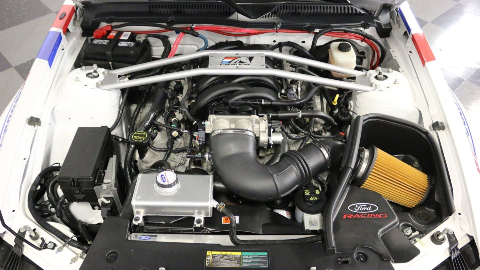 2008 Ford Mustang GT FR500S Has Never Been Raced