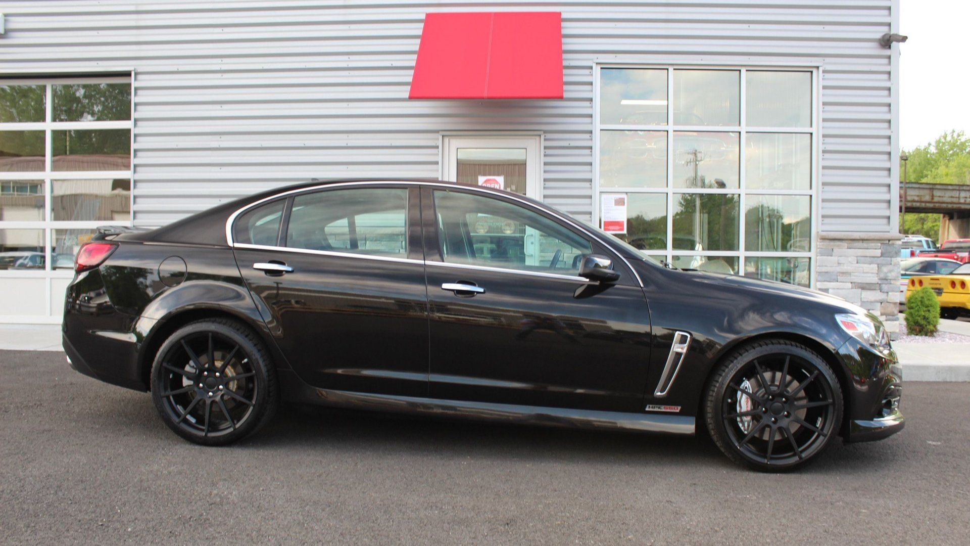 Spank Mustangs With This 2014 Chevy SS Hennessey HPE550