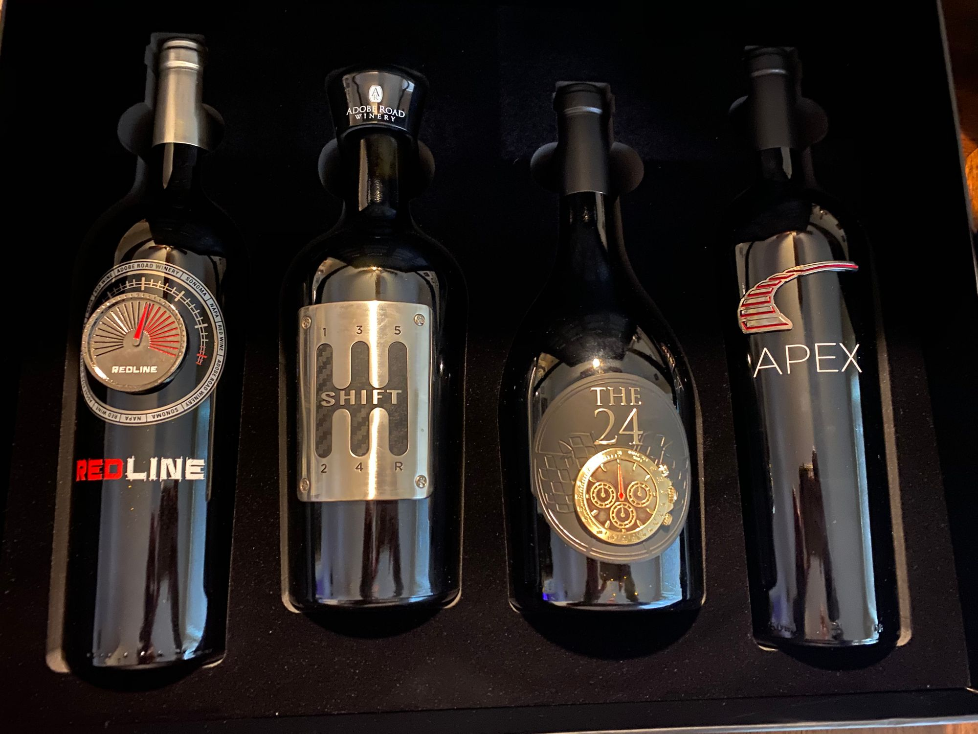 Each Bottle Has It's Own Design