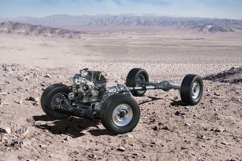 "<img src=""bronco-powertrain.jpeg"" alt=""2021 Ford Bronco chassis and powertrain"">"