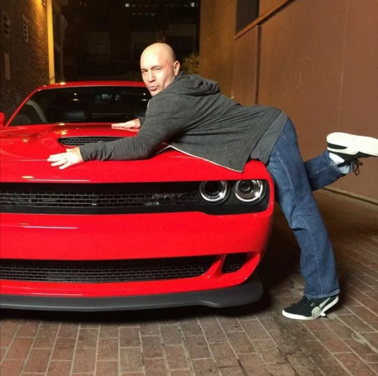 Check Out Joe Rogan S Insanely Epic Car Collection