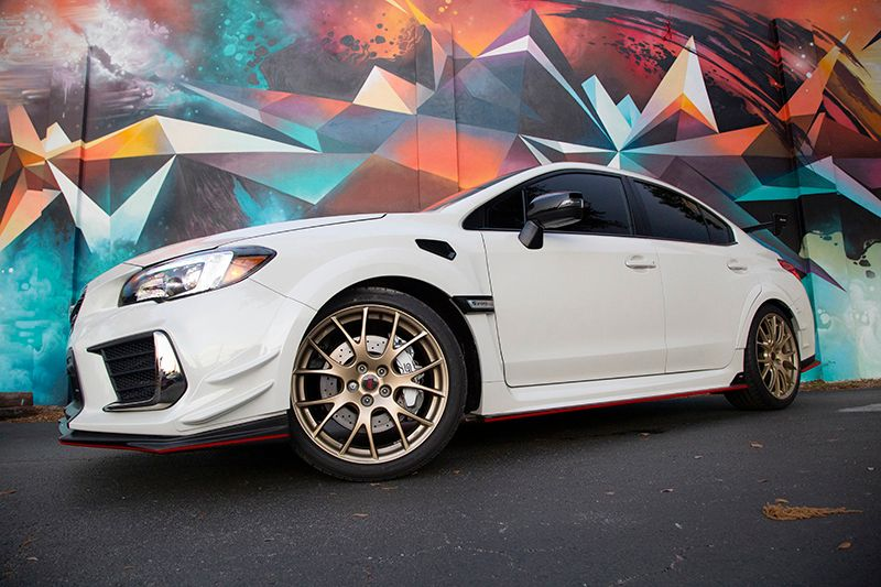 """<img src=""""subaru-s209.jpeg"""" alt=""""This 2021 Subaru STI S209 Is number 153 out of only 209"""">"""