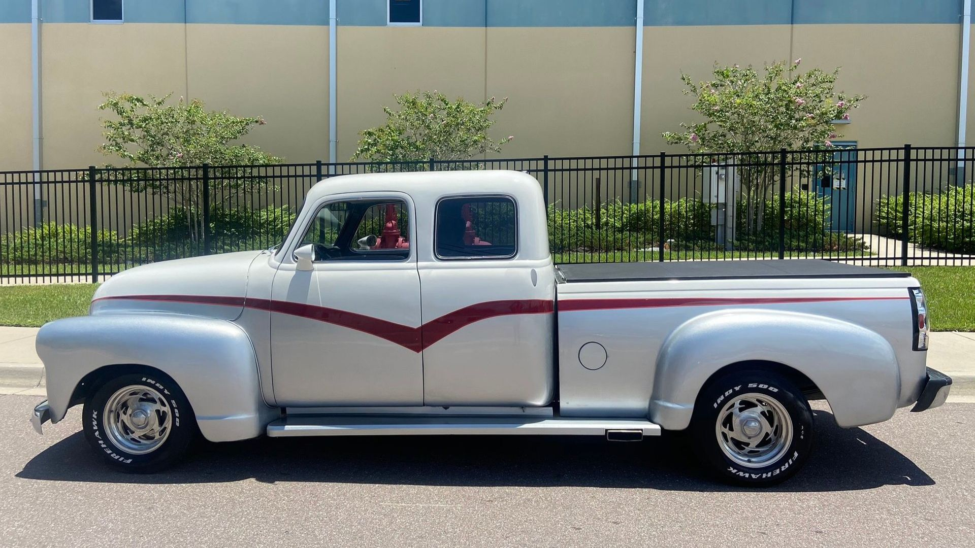 1954 Chevy 3100 Extended Cab Lets You Go Large