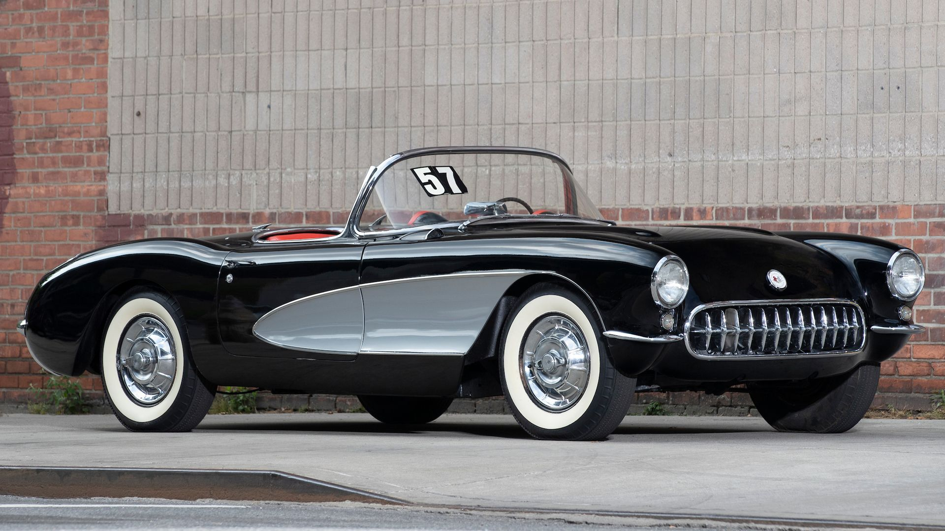 Time Is Running Out To Win This Restored 1957 Chevrolet Corvette