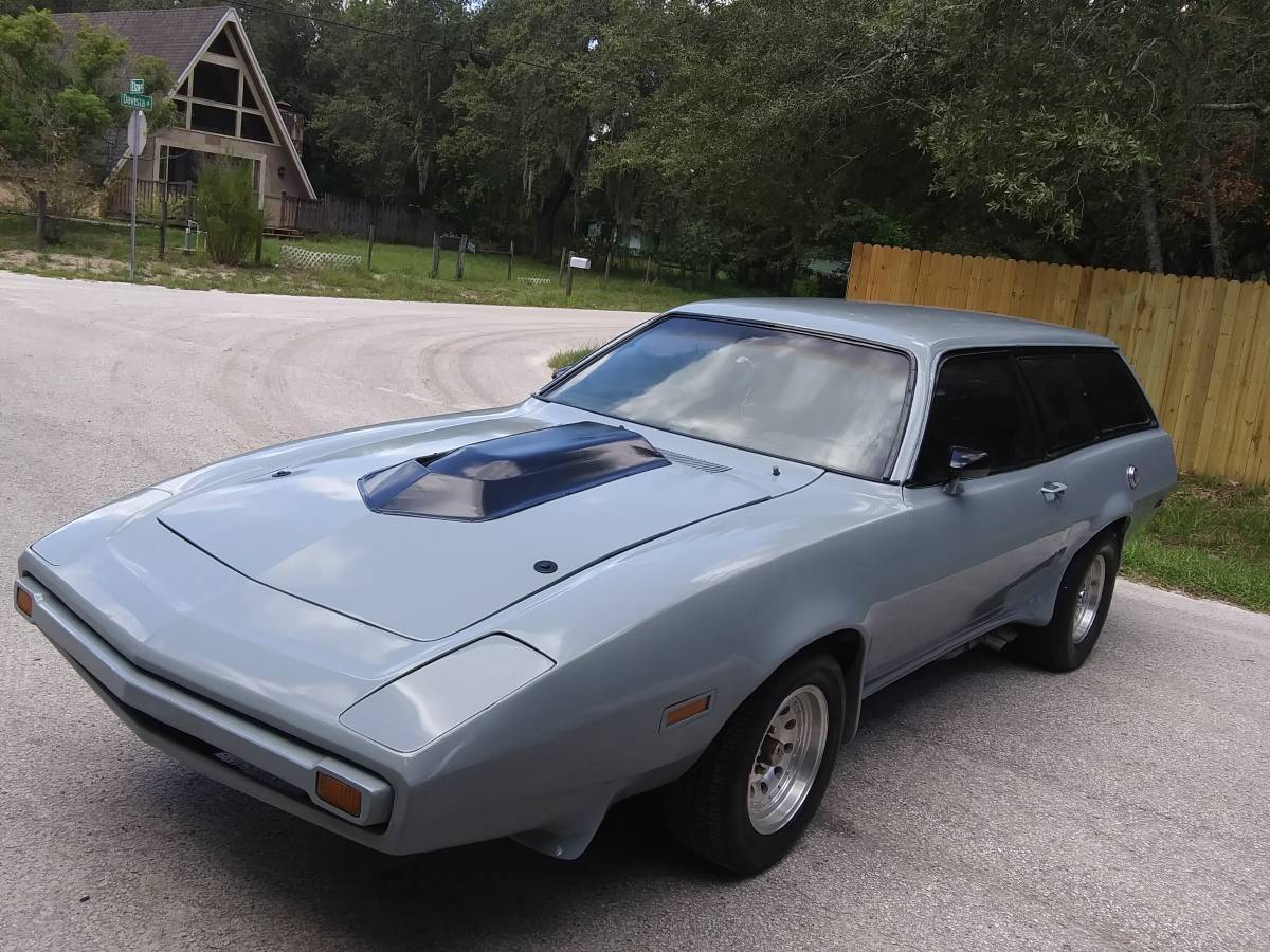 Craigslist Find: V8-Swapped Ford Pinto Is A Rare Wedge ...
