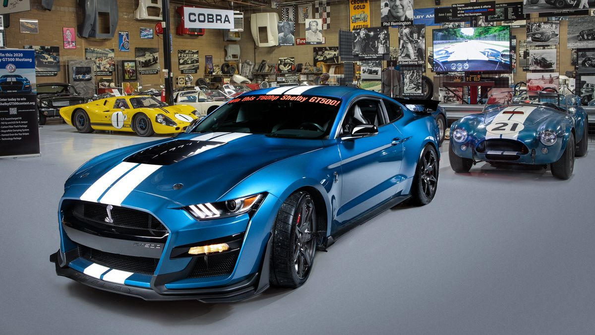 """<img src=""""2020-shelby-gt500-1.jpg"""" alt=""""Win a 2020 Shelby GT500 through Shelby American Museum"""">"""