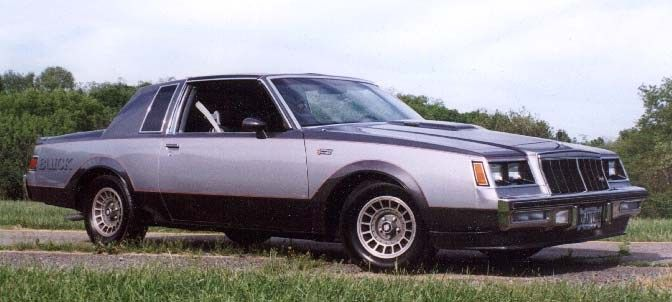 """<img src=""""buick-grand-national.jpg"""" alt=""""A 1982 Buick Grand National, the very first mode year"""">"""