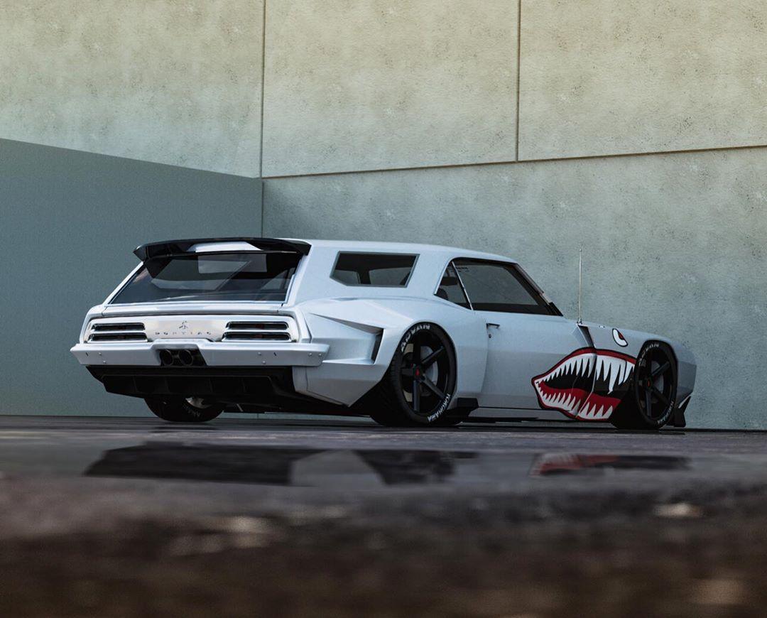 "<img src=""pontiac-firebird-widebody-rear.jpg"" alt=""A Pontiac Firebird ""Shark Mouth"" Wide-Body rendering"">"