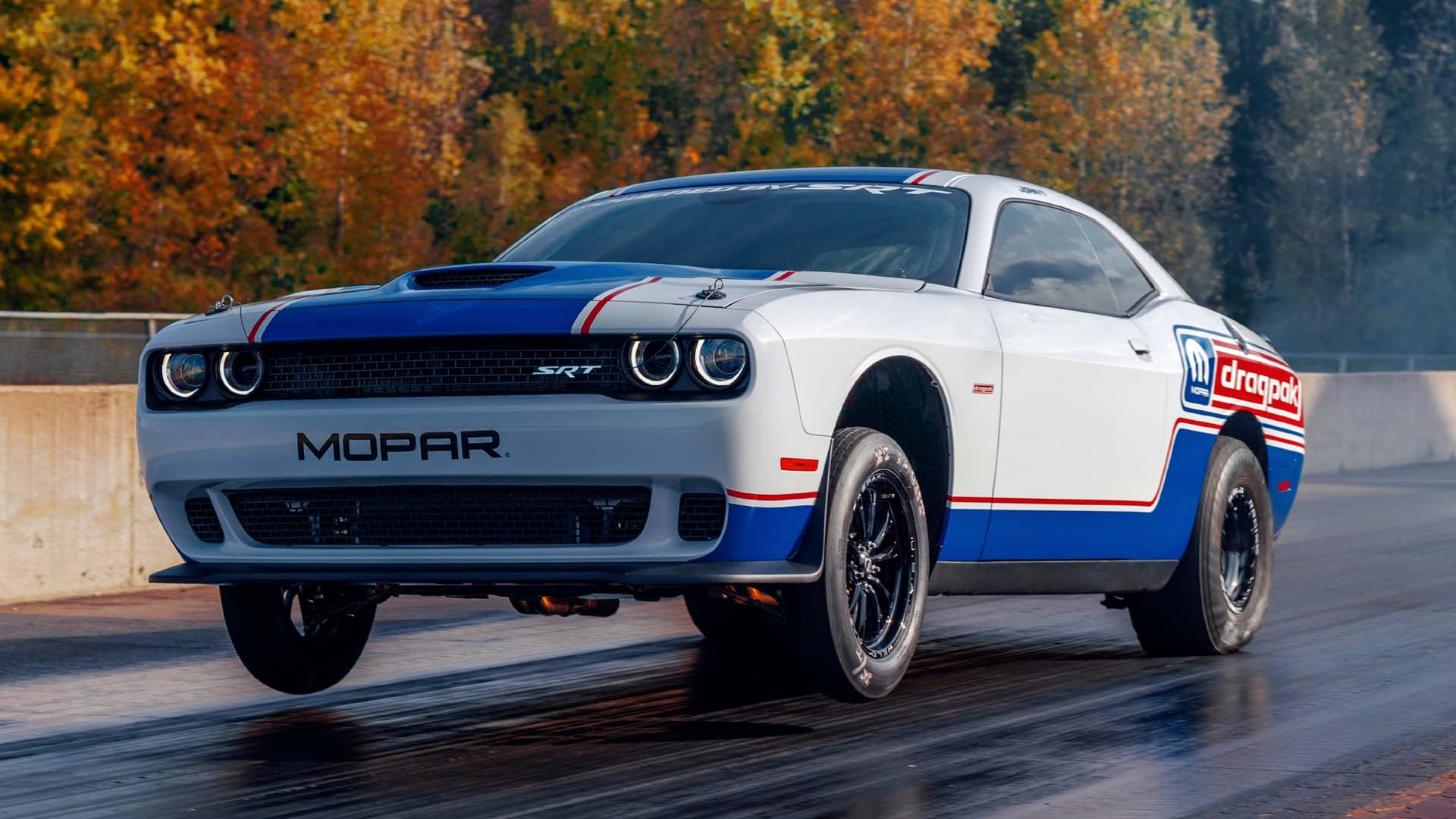 live your life 1/4 mile at a time in a 2021 dodge