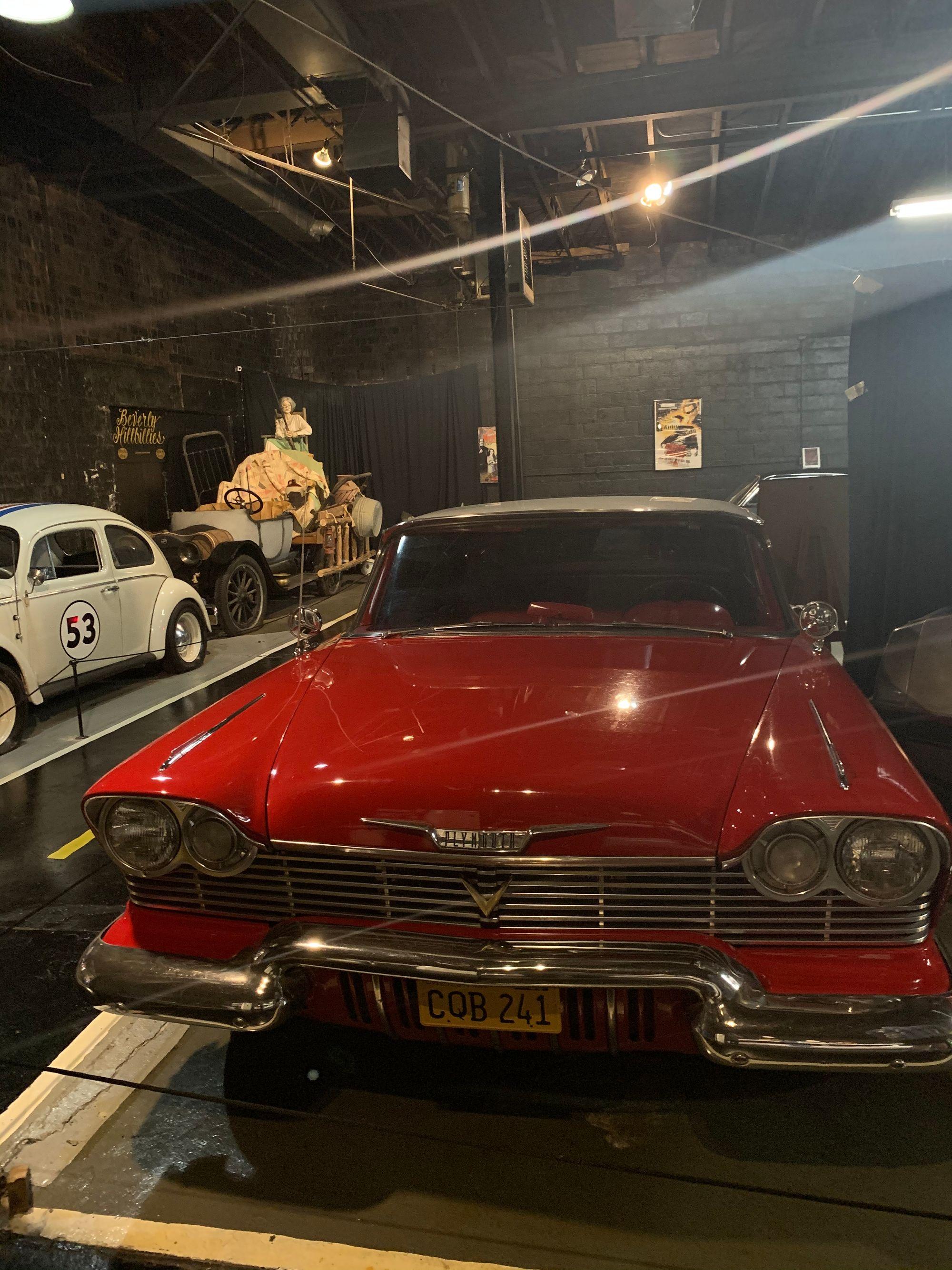 "<img src=""christine.jpg"" alt=""Christine the 1958 Plymouth Fury"">"