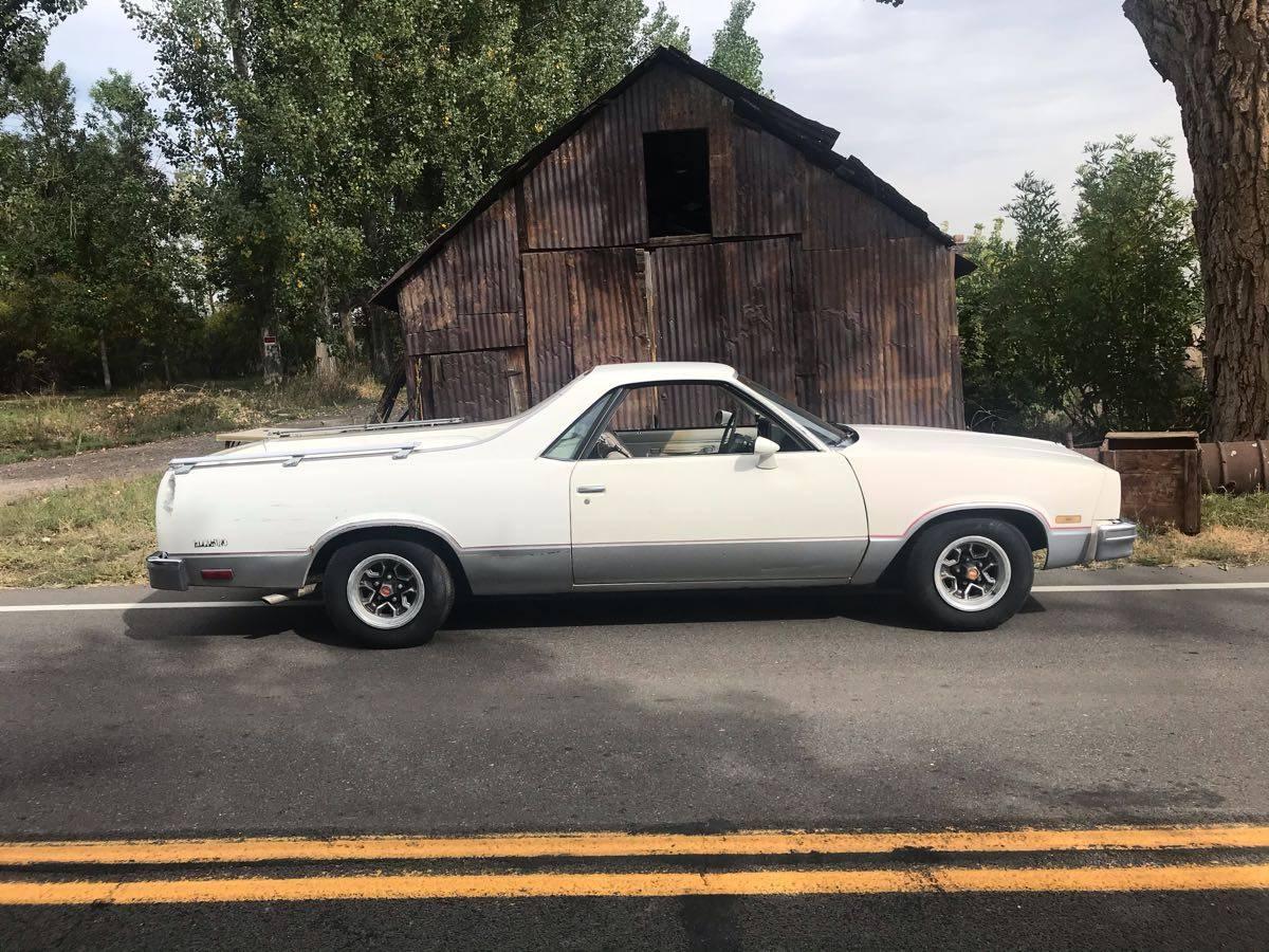 One-Owner Barn Find: 1984 Chevrolet El Camino