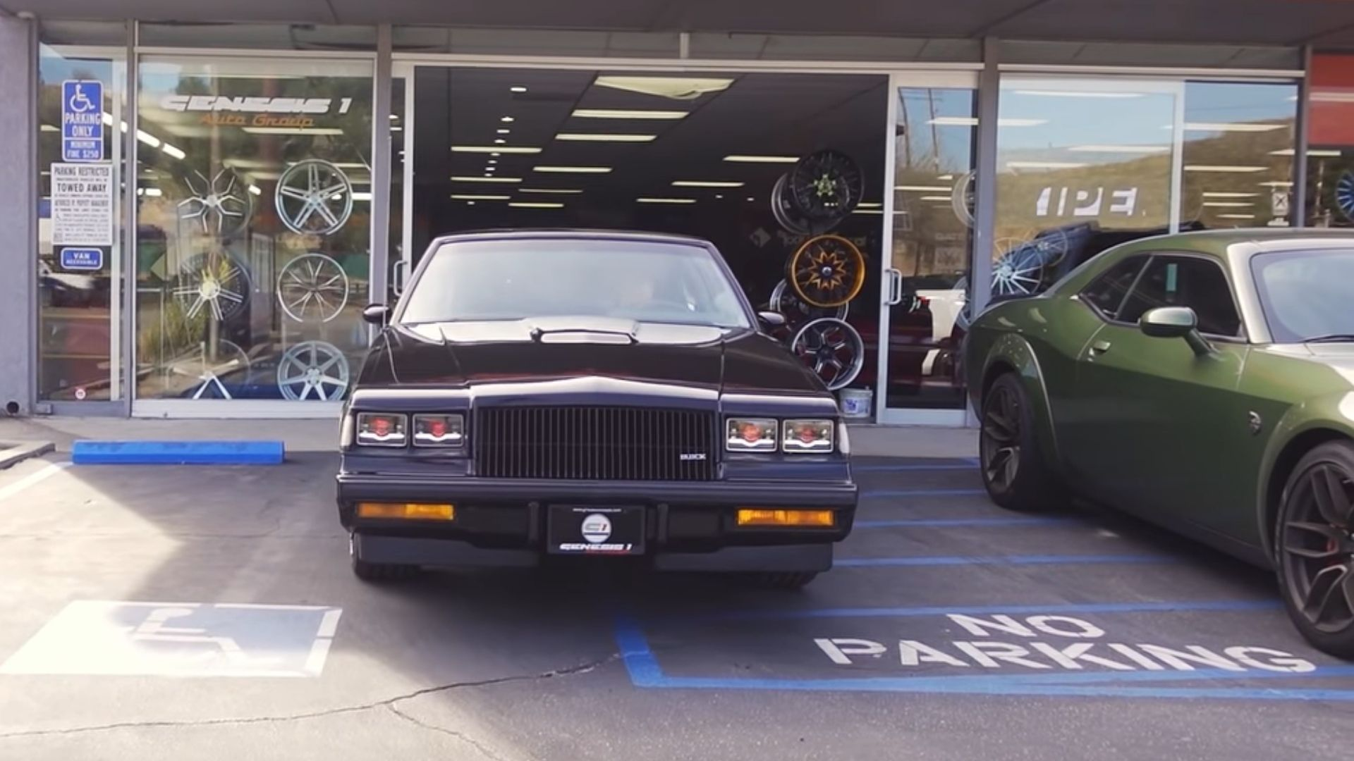 Man Finally Achieves Dream Of Driving Buick Grand National