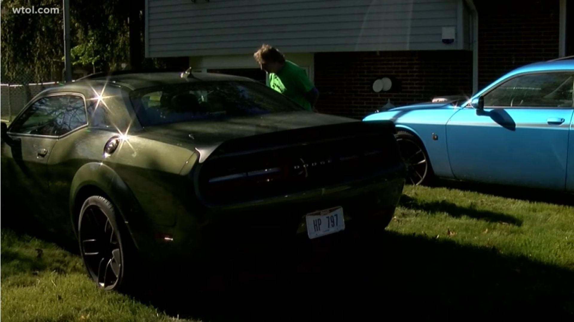 dodge hellcat buy here pay here Stolen Dodge Challenger Hellcat Redeye Recovered