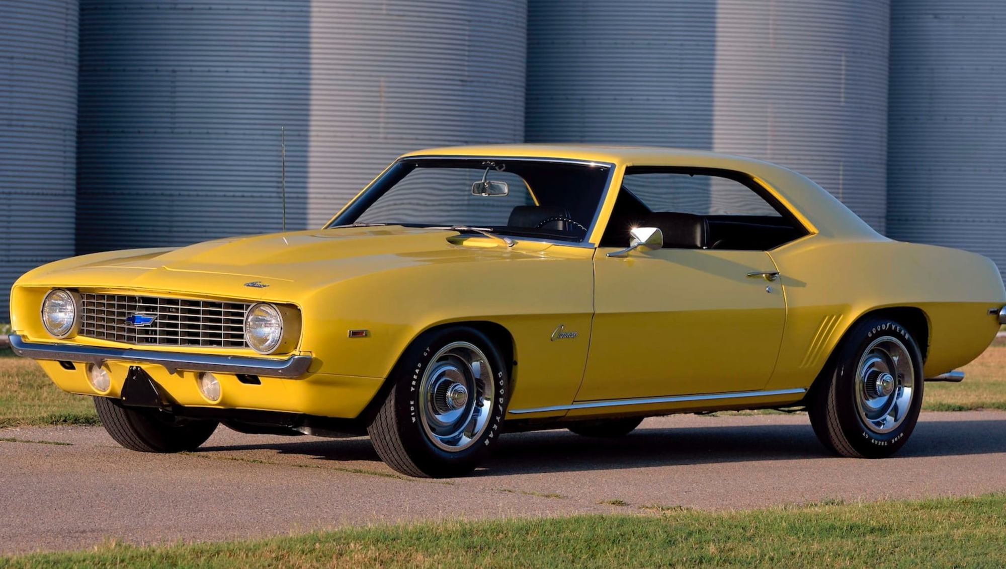 Low Mileage COPO Camaro Looking For A New Home