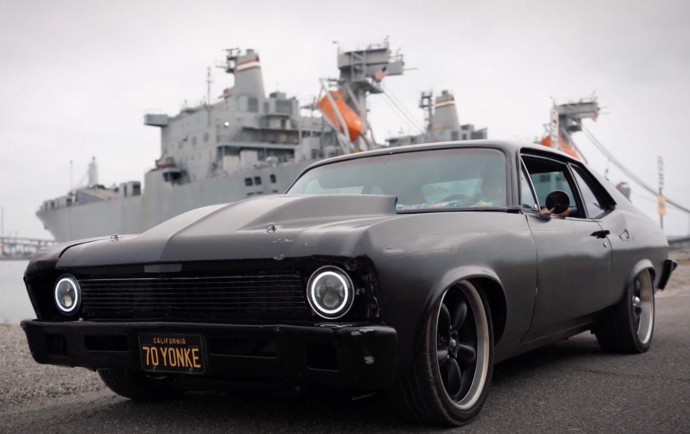 1970 Chevy Nova Is Backyard Built