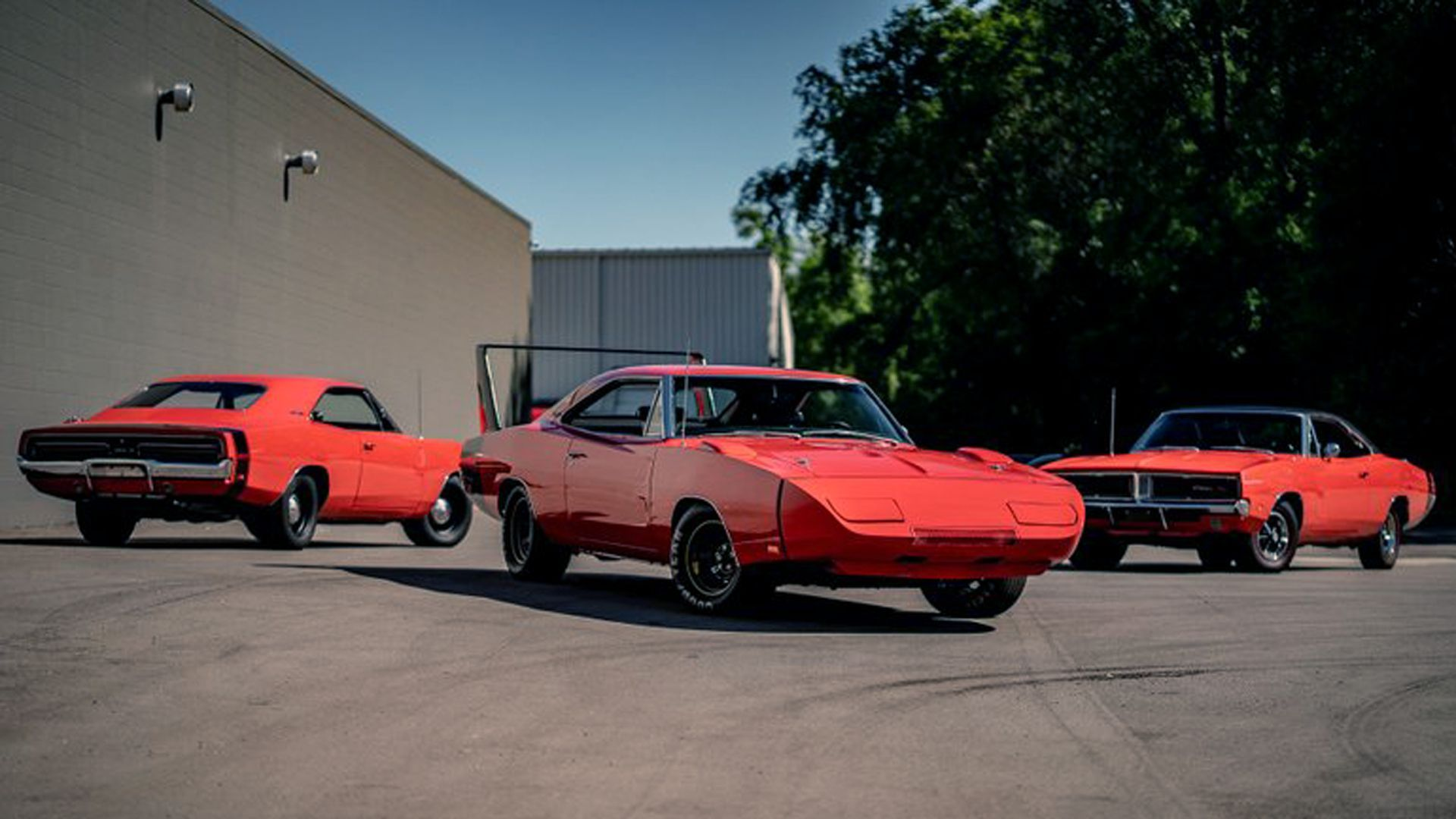 The Dodge Charger Throughout The Years