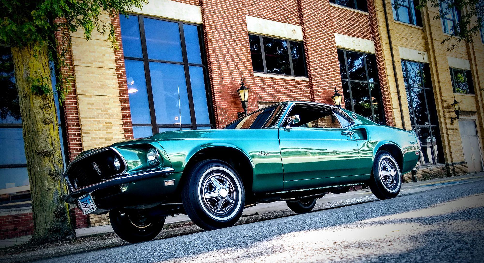 Reader's Rides: Ultra-Rare Mustang E Restoration
