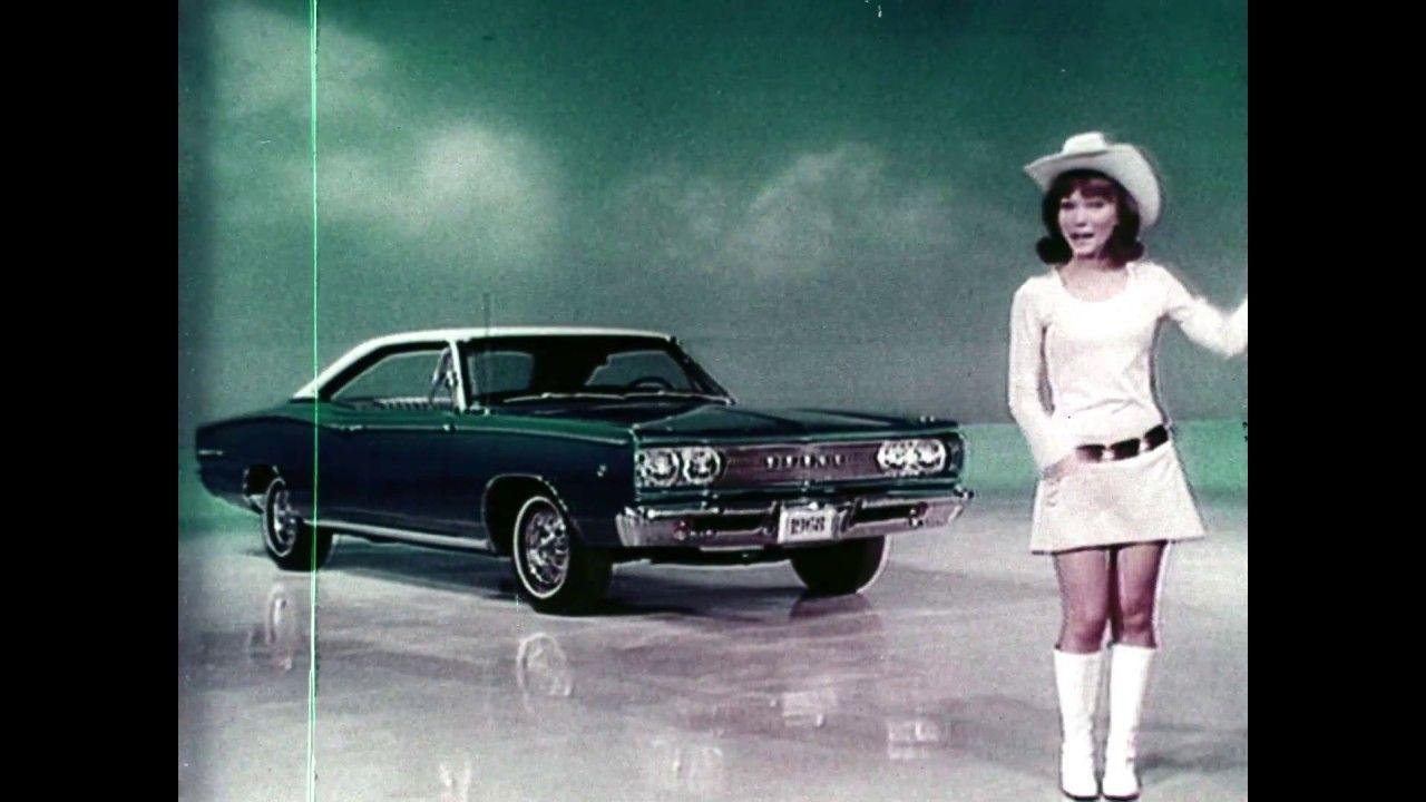 The Best Classic Mopar Muscle Car Commercials